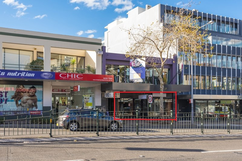 Shop 1/124 Military  Road NEUTRAL BAY NSW 2089