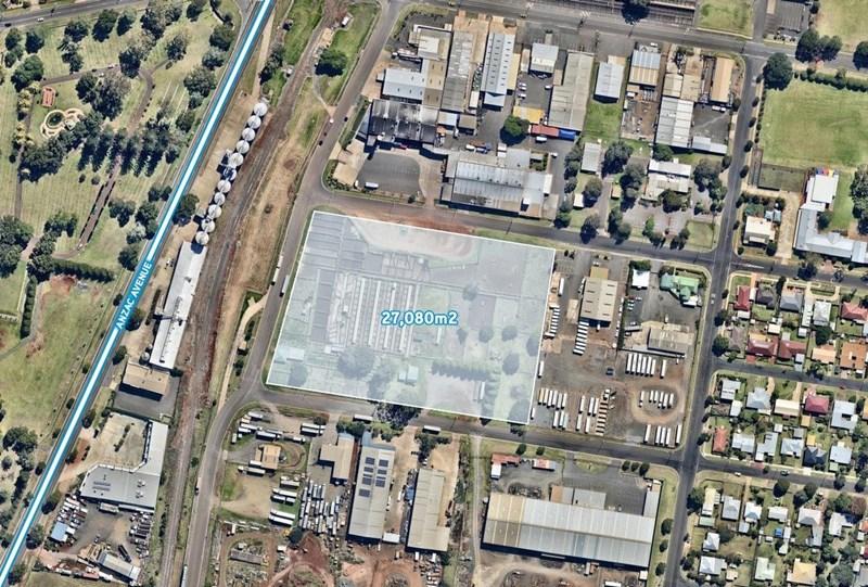 20 - 32 Condamine Street HARRISTOWN QLD 4350