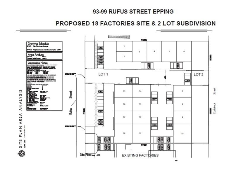 93-99 Rufus Street EPPING VIC 3076