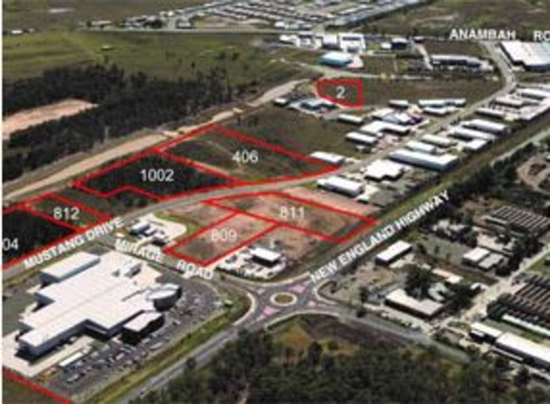 Anambah Business Park RUTHERFORD NSW 2320