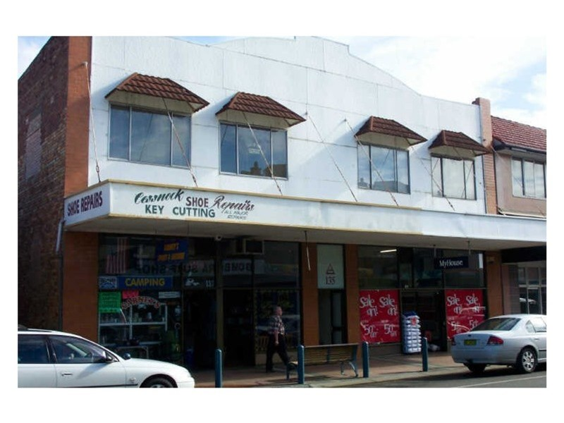 First Floor/135 Vincent Street CESSNOCK NSW 2325