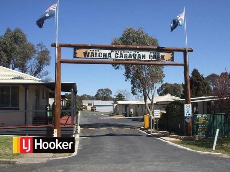 Walcha Caravan Park Cnr Middle & North Street WALCHA NSW 2354