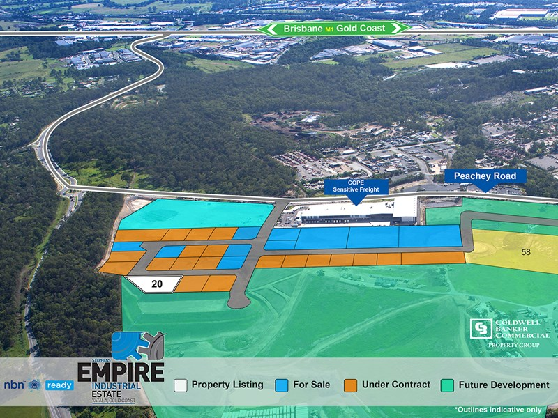 Lot 20 Empire Estate YATALA QLD 4207