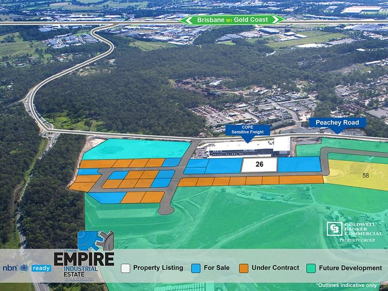 Lot 26 Empire Estate YATALA QLD 4207