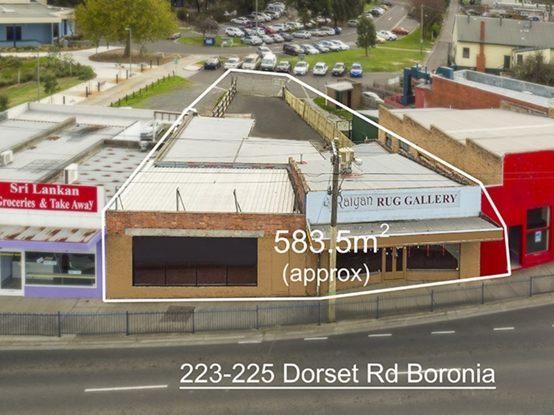 223-225 DORSET Road BORONIA VIC 3155