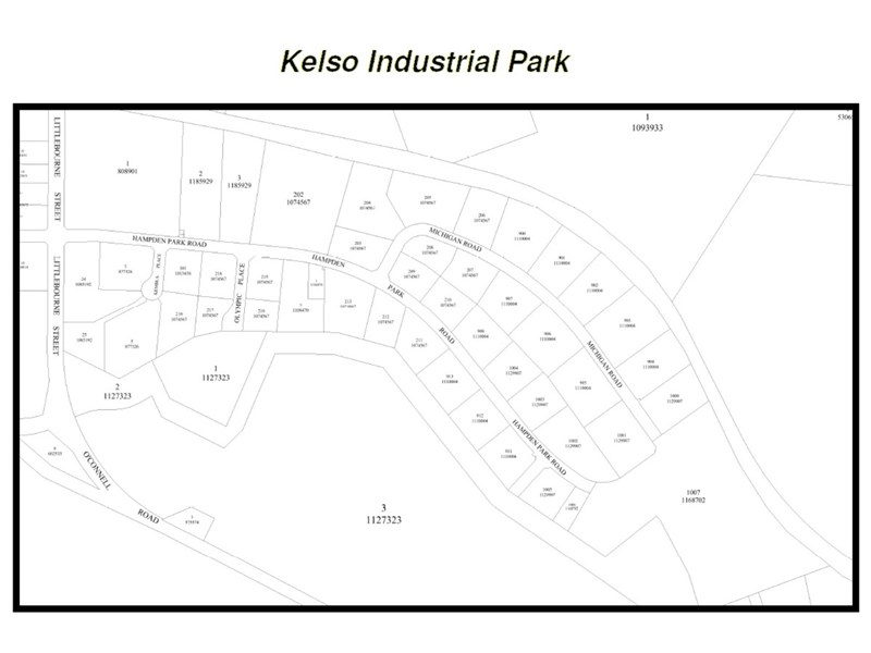 Lot 901 Michigan Road KELSO NSW 2795