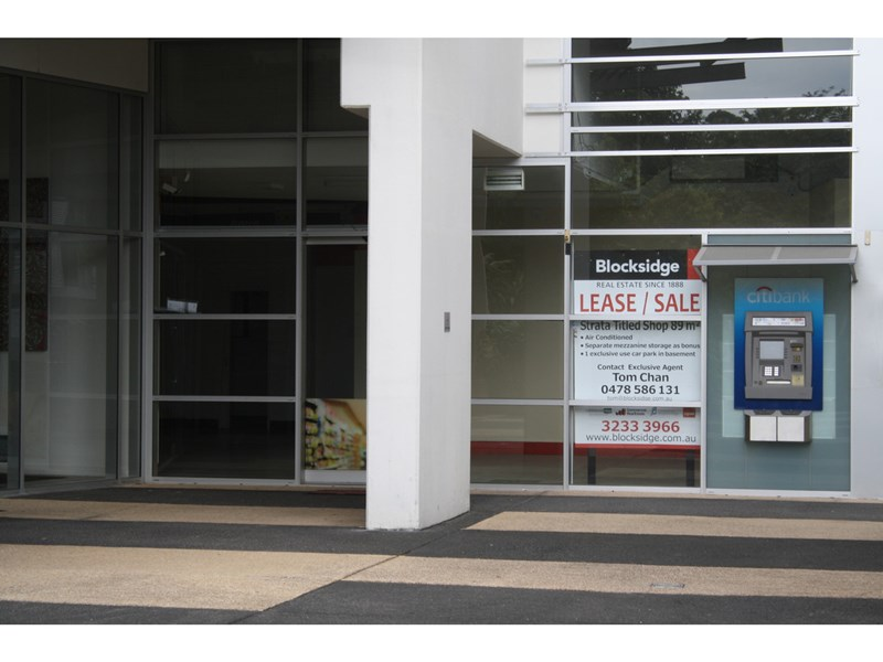 Lot 815/3 Parklands Boulevarde BRISBANE CITY QLD 4000