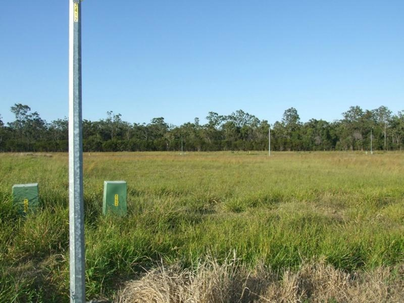 Lot 28 Enterprise Circuit MARYBOROUGH WEST QLD 4650