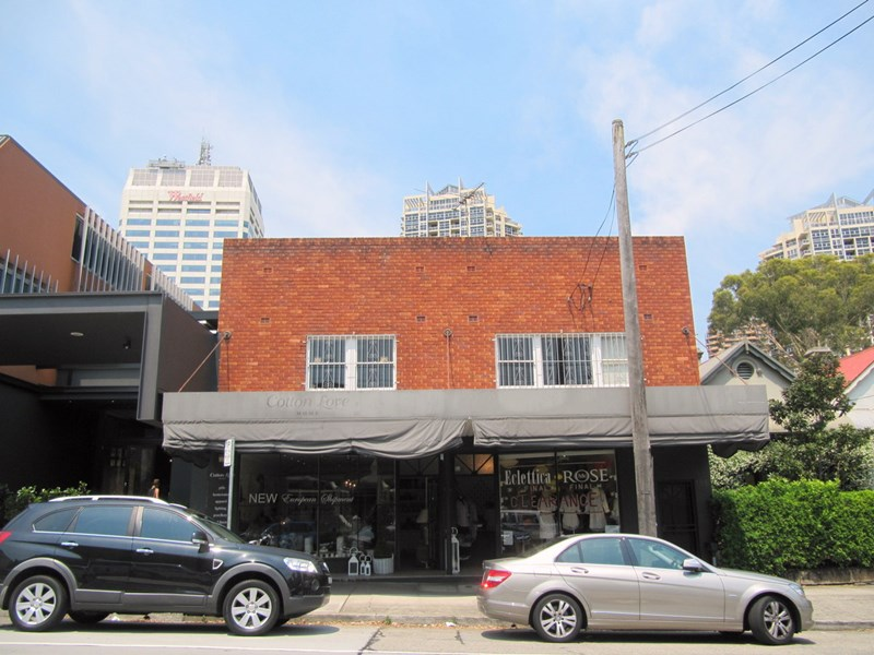 164 Edgecliff Road WOOLLAHRA NSW 2025