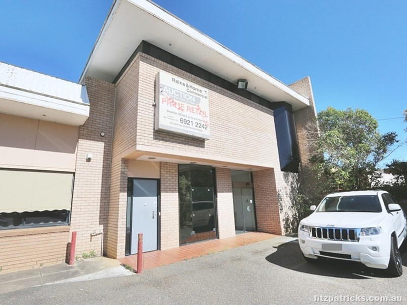 84 Baylis Street (rear Building) WAGGA WAGGA NSW 2650