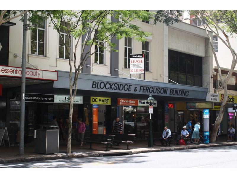 Arcade (T-1D)/144 Adelaide Street BRISBANE CITY QLD 4000