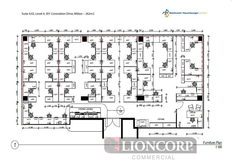 Level 4, 4/301 Coronation Drive MILTON QLD 4064