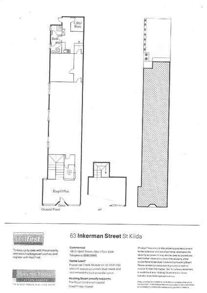 63 Inkerman  Street ST KILDA VIC 3182
