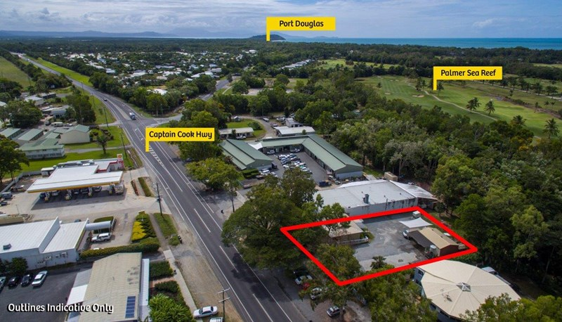 Lot 3 Captain Cook Hwy CRAIGLIE QLD 4877