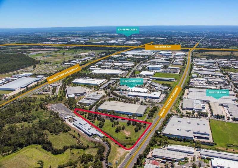Lot 11 Great Western Highway HUNTINGWOOD NSW 2148