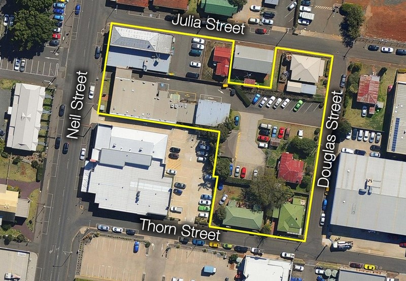 64 Neil Street TOOWOOMBA CITY QLD 4350