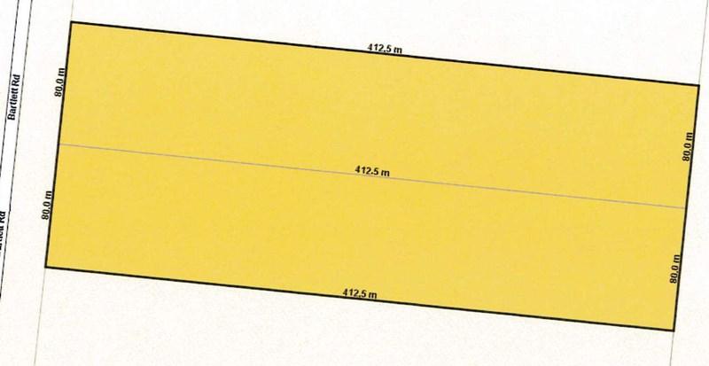 167 Bartlett Road HORSESHOE LAGOON QLD 4809
