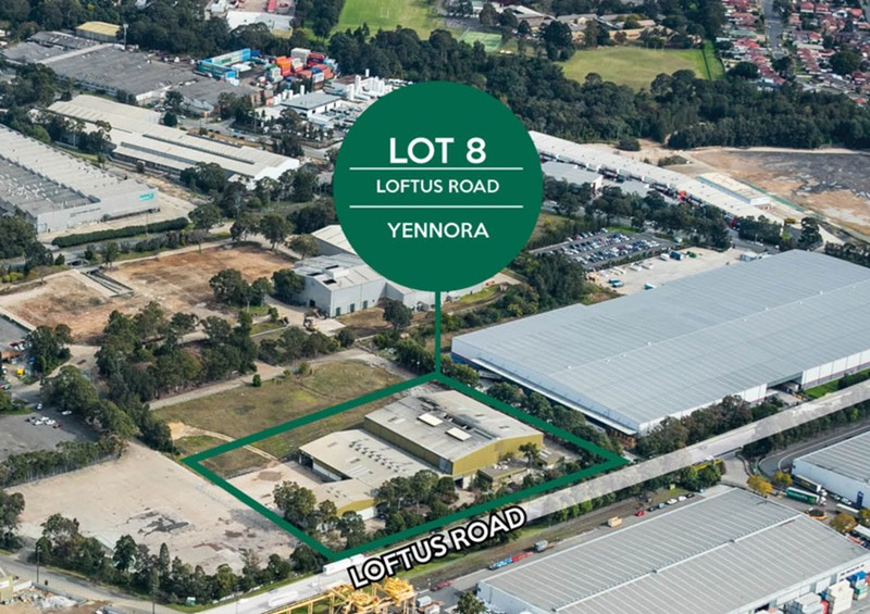 Lot 8 Loftus Road YENNORA NSW 2161