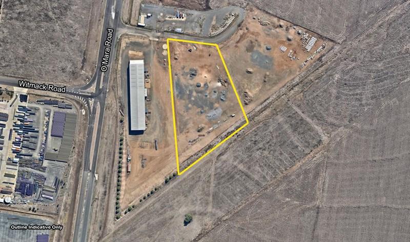Lot 2 O'Mara Road Subdivision WELLCAMP QLD 4350
