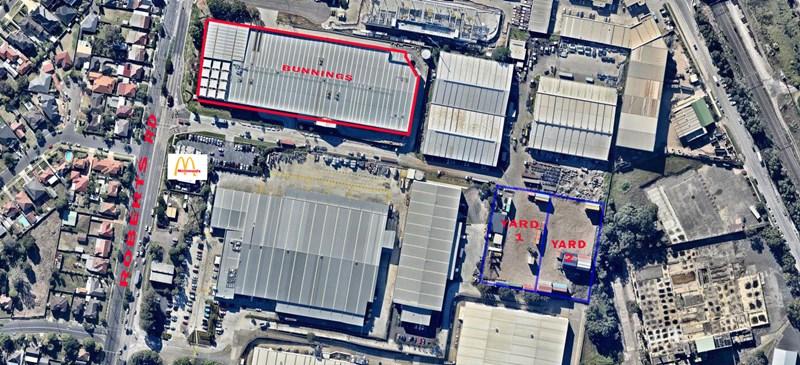 Yard 1/61 Roberts Road GREENACRE NSW 2190