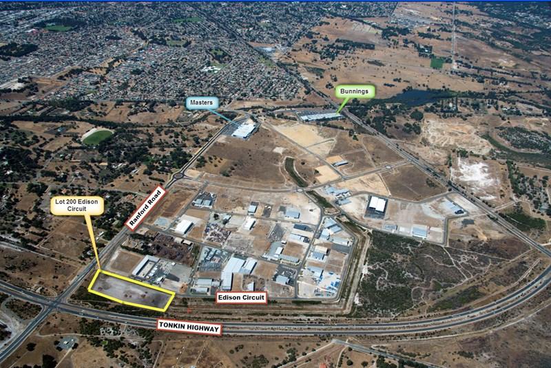Lot 200 Edison Circuit FORRESTDALE WA 6112