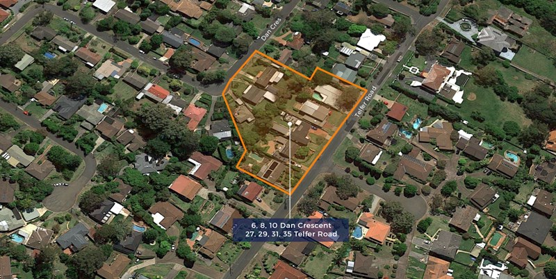 6,8,10 Dan Crescent CASTLE HILL NSW 2154