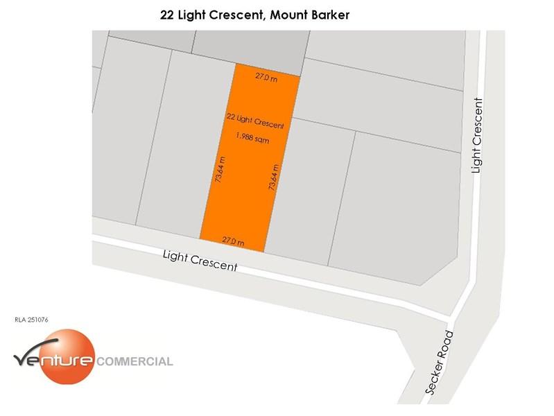 22 Light Crescent MOUNT BARKER SA 5251