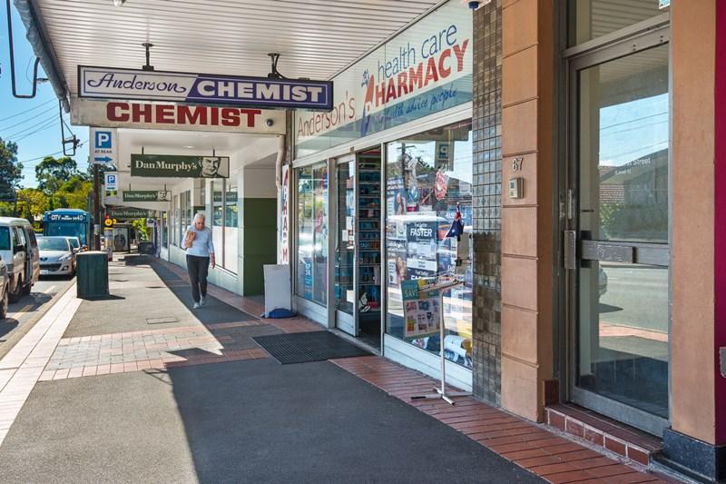 Level 1/67 Penshurst Street WILLOUGHBY NSW 2068