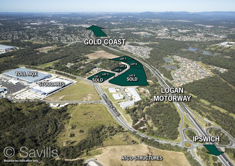 Loganlink /Corner Arshad Drive & Sirret Street BERRINBA QLD 4117
