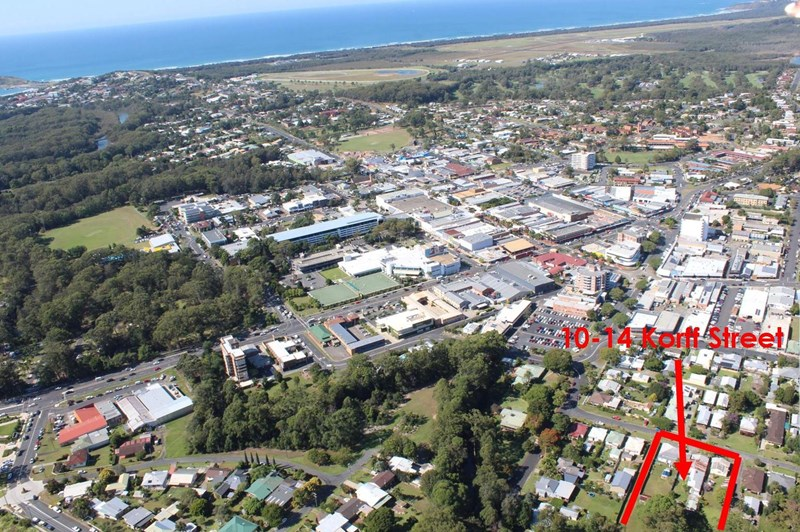 10-14 Korff Street COFFS HARBOUR NSW 2450