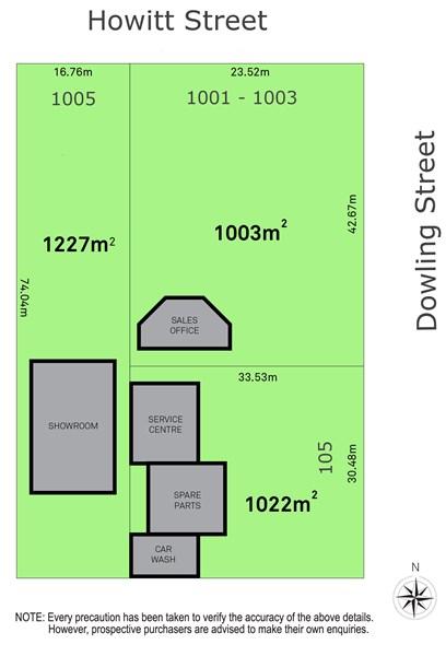 1001 - 1003 Howitt Street WENDOUREE VIC 3355