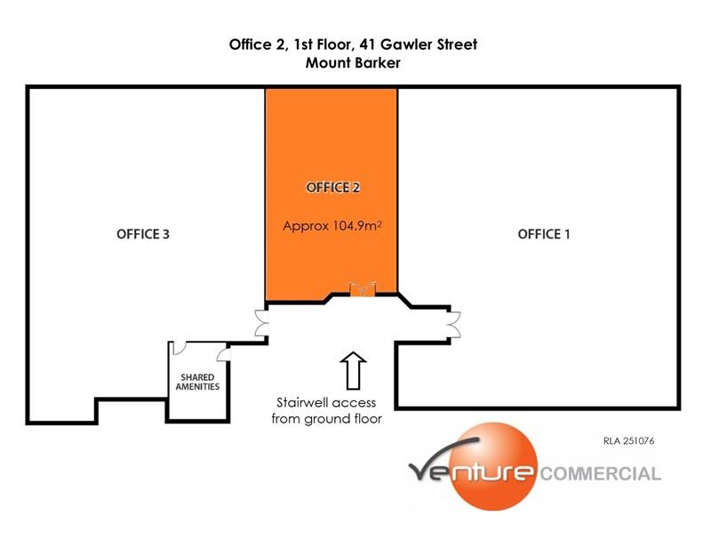 Office 2/41 Gawler Street MOUNT BARKER SA 5251