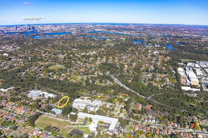 620 & 624 Mowbray Road & 27 Mindarie Street LANE COVE NORTH NSW 2066