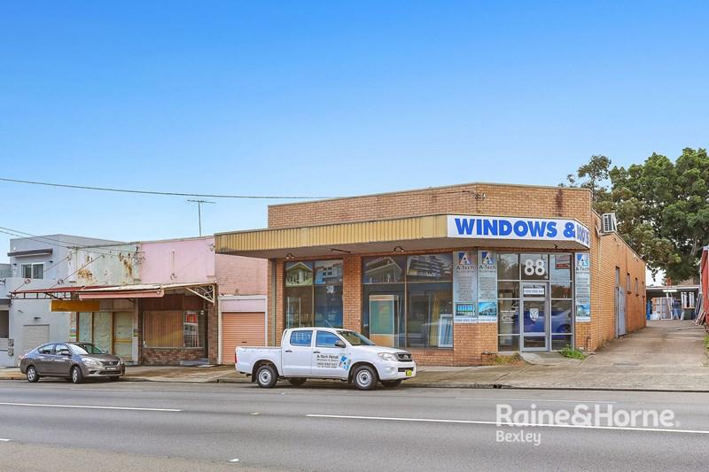 88, 90 & 90a Stoney Creek Road BEXLEY NSW 2207