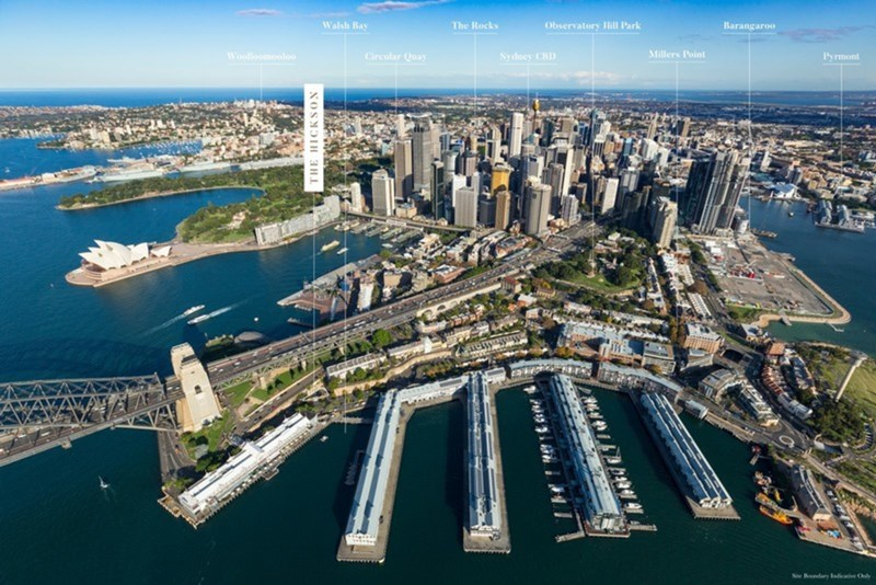 14 Hickson Road WALSH BAY NSW 2000