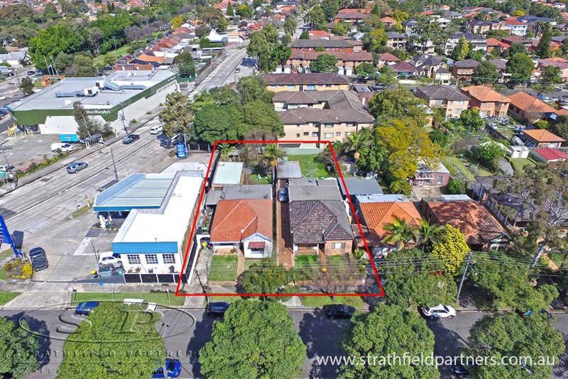 2 & 4 Mintaro Avenue STRATHFIELD NSW 2135