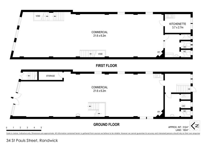 34 St Pauls Street RANDWICK NSW 2031