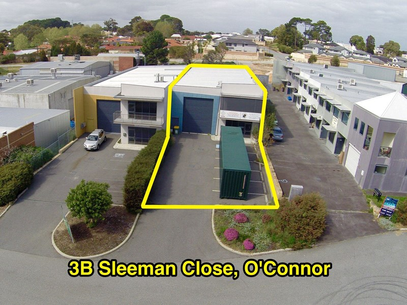 3B Sleeman Close O'CONNOR WA 6163