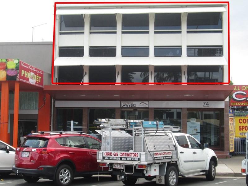 Part Level/74 Abbott Street CAIRNS QLD 4870