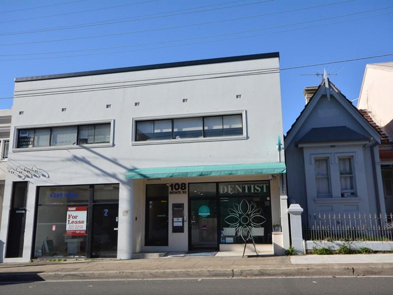 Shop 2 108 Bronte Road BONDI JUNCTION NSW 2022