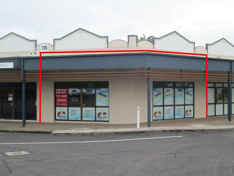 Shop 7/116 Hoare Street Manunda MANUNDA QLD 4870