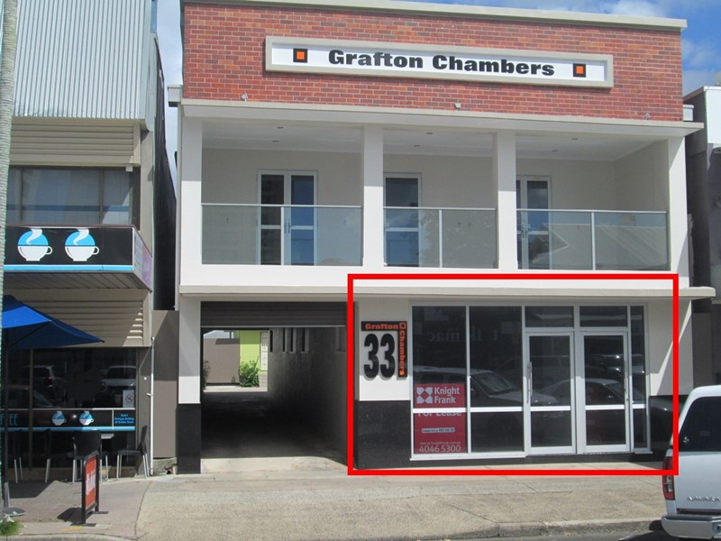 Ground Floor/33 Grafton Stret CAIRNS CITY QLD 4870