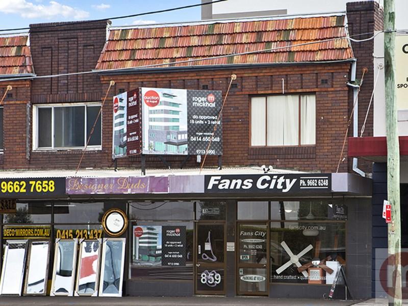 859 South Dowling Street WATERLOO NSW 2017