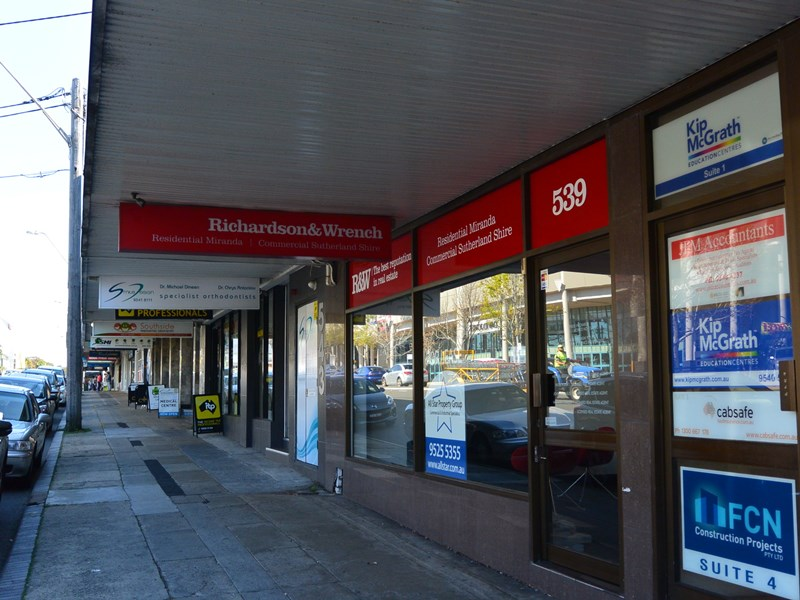 539 Kingsway MIRANDA NSW 2228