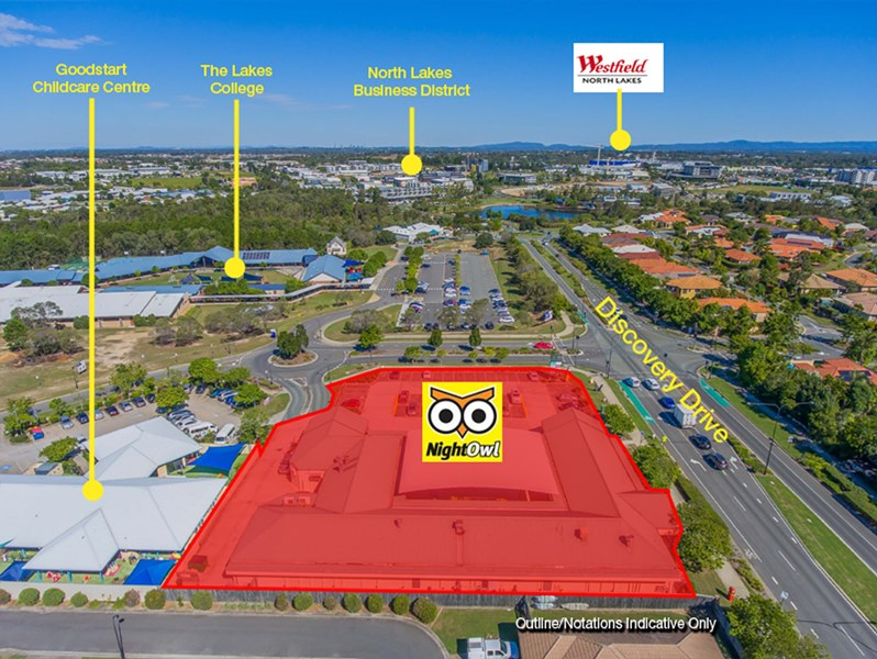 1 College Street NORTH LAKES QLD 4509