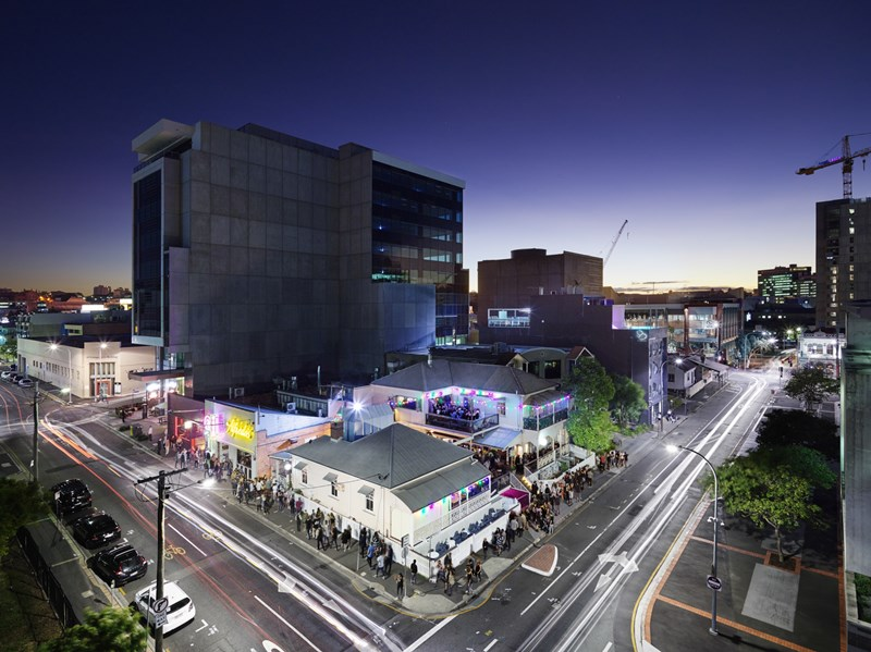 Constance Street FORTITUDE VALLEY QLD 4006