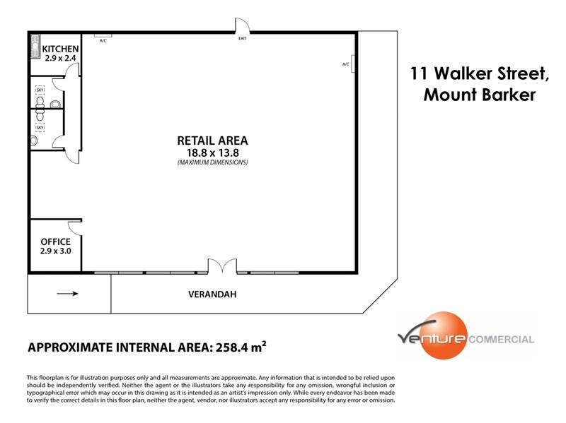11 Walker Street MOUNT BARKER SA 5251