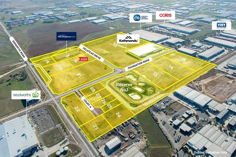Stage 3 DEXUS Industrial Estate TRUGANINA VIC 3029