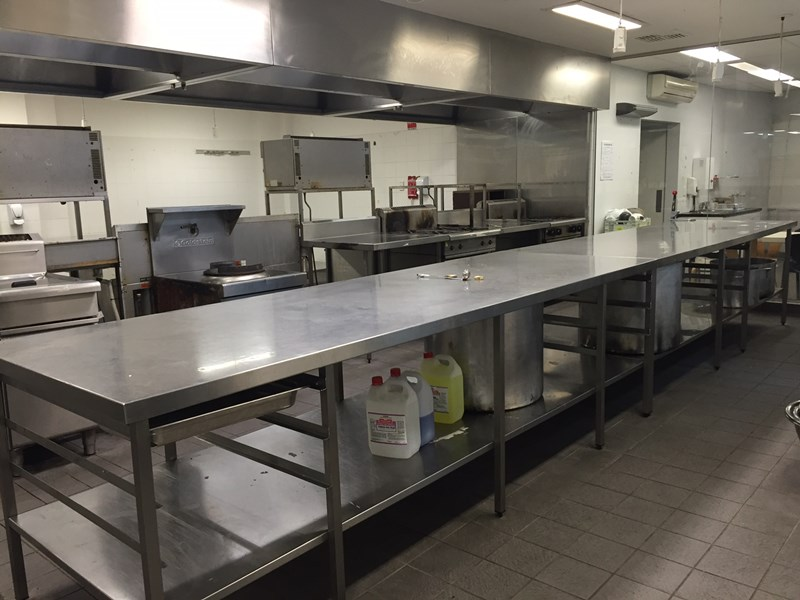 Home Commercial Kitchen Requirements Nsw