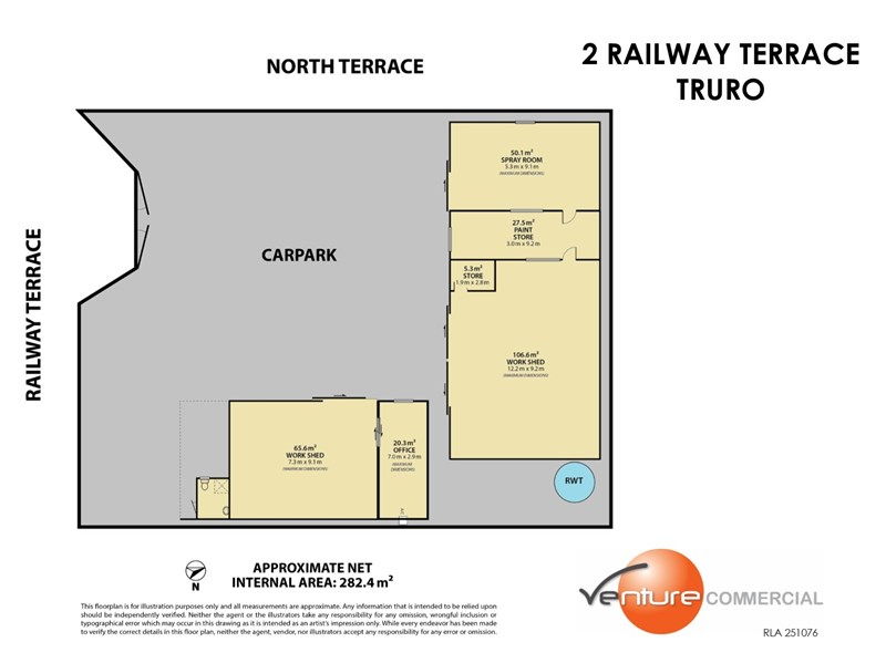 2 Railway Terrace TRURO SA 5356